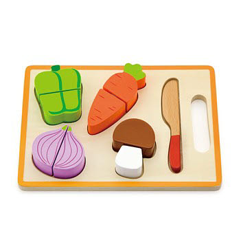 VG - My Cutting Vegetables on Tray - VG - My Cutting Vegetables