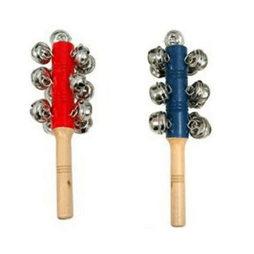Jingle Stick with 13 Bells - Jingle Stick with 13 Bells