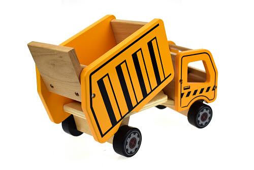 Giant Wooden Dump Truck - Giant Wooden Dump Truck