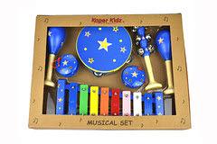 Musical Set 7pc Star - Musical Set 7pc Star