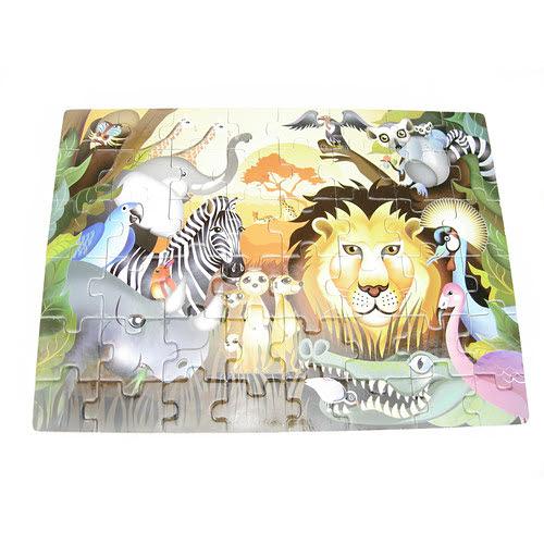 Animal Jigsaw Puzzle 48pcs - Animal Jigsaw Puzzle 48pcs