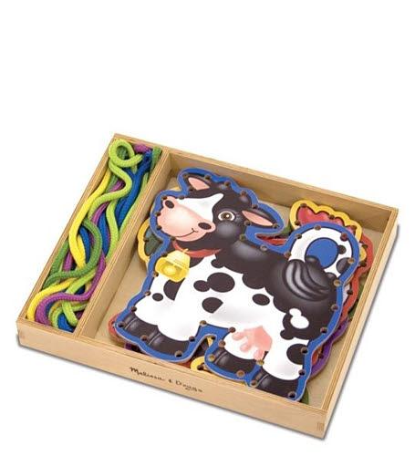 M&D - Lace & Trace Farm Animals - M&D - Lace & Trace Farm Animals