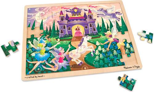 M&D - Fairy Fantasy Jigsaw - 48pc - M&D - Fairy Fantasy Jigsaw - 48pc
