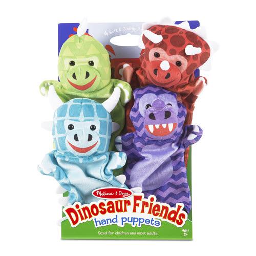 M&D Hand Puppets - Dinosaur Friends - M&D Hand Puppets - Dinosaur Friends