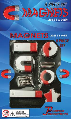 Magnetic Set - 8pc - Magnetic Set - 8pc