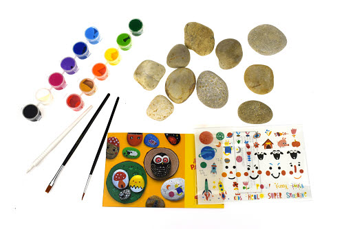 Rock Painting - Rock Painting