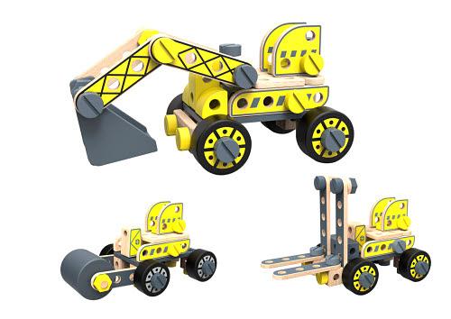 DIY Forklift and Excavator - DIY Forklift and Excavator