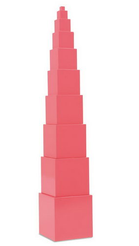 Pink Tower in Beechwood - Pink Tower in Beechwood