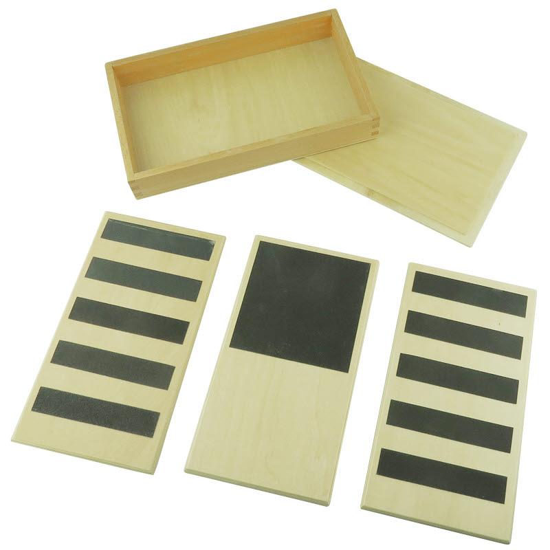 Rough & Smooth Touch Boards - Rough & Smooth Touch Boards
