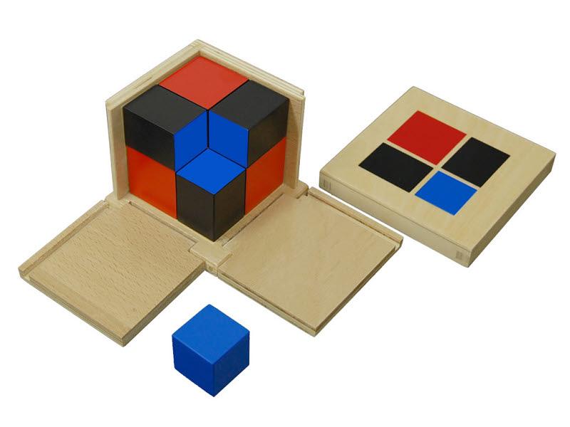 Binomial Cube - Binomial Cube