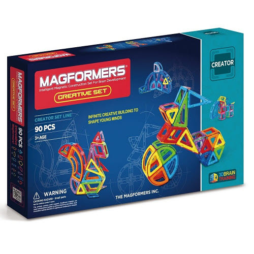 Magformers Creative 90 Set - Magformers Creative 90 Set
