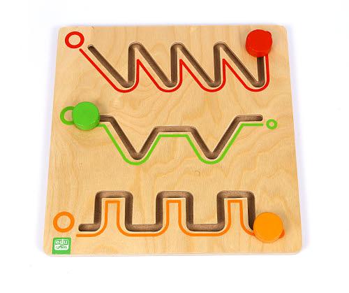 Toddler Tracking Board (Lev 2) - Toddler Tracking Board (Lev 2)