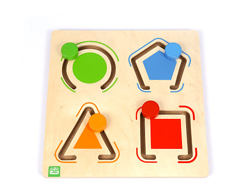 Toddler Tracking Board (Lev 3) - Toddler Tracking Board (Lev 3)