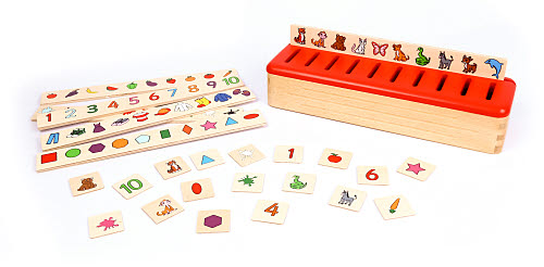Sorting & Matching Knowledge Activity Box - Sorting & Matching Knowledge Activity Box