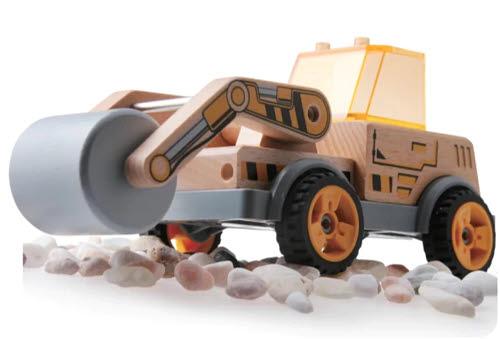 Build A Road Roller - Build A Road Roller