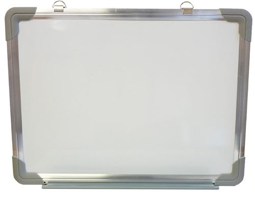 Whiteboard - Magnetic Double Sided - Whiteboard - Magnetic Double Sided
