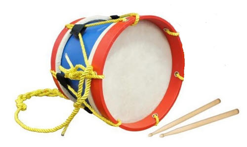 Marching Drum 20cm - Marching Drum 20cm