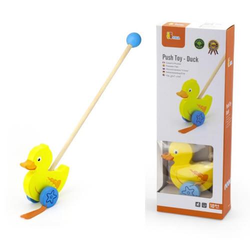 VG - Push Toy-Duck - VG - Push Toy-Duck