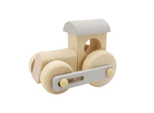 CB Wooden Train Engine - CB Wooden Train Engine