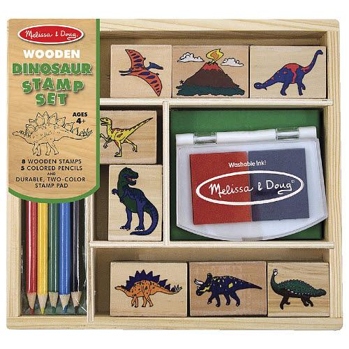 M&D - Dinosaur Stamp Set - Dinosaur Stamp Set