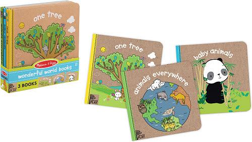 M&D - Natural Play - Wonderful World Books -