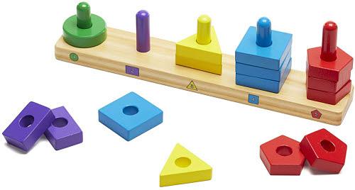 M&D - Stack & Sort Board -