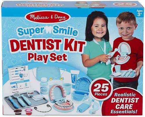 M&D - Super Smile Dentist Play Set - M&D - Super Smile Dentist Play Set