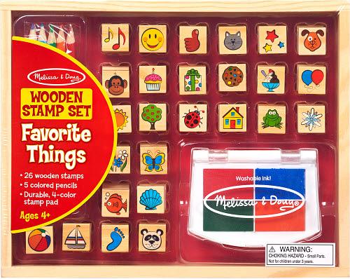 M&D - Favorite Things Stamp Set - M&D - Favorite Things Stamp Set