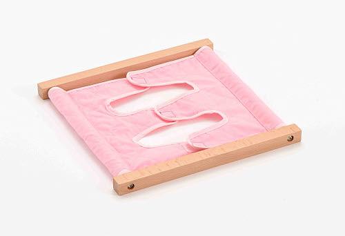 Toddler Velcro - Dressing Frame - Toddler Velcro - Dressing Frame